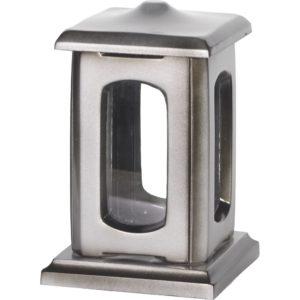 Подсвечник ритуальный №1 серебро